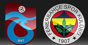 Trabzonspor'da, Fenerbahçe maçının biletleri satışa çıktı
