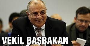 Tuğrul Türkeş vekalet edecek