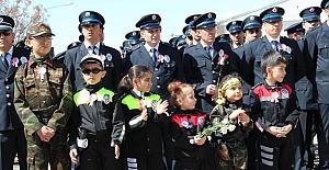 Türk Polisi Milletimizin gönlüne yazılmış bir destanın adıdır