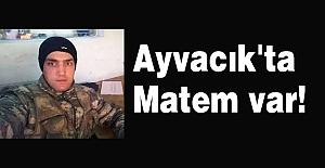 Ayvacık'ta Matem Var!