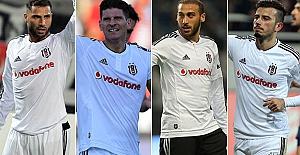 Beşiktaş'ın sezon piyasasını yükselten isimleri