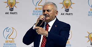 Binali Yıldırım AK Parti Genel Başkanı seçildi