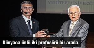 Dünyaca ünlü iki profesörü bir arada