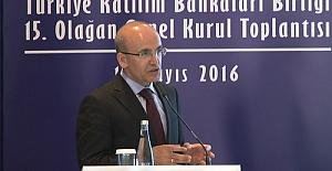 Şimşek: Türkiye'de bölgeye hitap eden bir mega bank açacağız