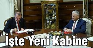 Türkiye Cumhuriyeti'nin 65. Hükümeti açıklandı