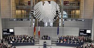 Alman Parlamentosu'nun kararına Hükümet'ten tepki