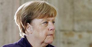 Almanya Başbakanı Merkel'den açıklama
