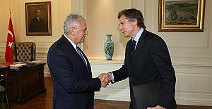 Başbakan  ABD Dışişleri Bakan Yardımcısı'nı kabul etti