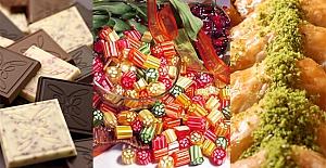 Bayramda batının tercihi çikolata, doğunun şekerleme