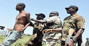 Boko Haram'ın rehin tuttuğu 5 bin kişi kurtarıldı