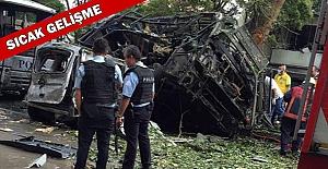 Bombacının eşkali belirlendi