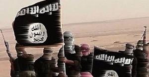DAEŞ'li teröristler saldıramadan vuruldu