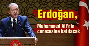 Erdoğan, Muhammed Ali'nin cenazesine katılacak