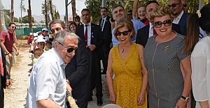 Kıbrıslı liderler bu sefer halat başında