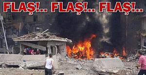 Midyat'ta bombalı saldırı