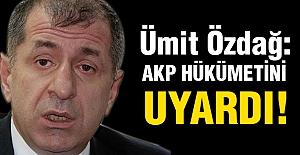 Özdağ: AKP milletvekillerini uyardı