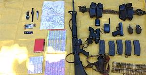 PKK'nın sözde Güroymak sorumlusu öldürüldü