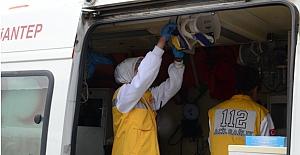 Sağlık Bakanlığı: 23 ambulansla yaralılara müdahale ediliyor
