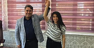 Terörden kaçtı TEOG sınavında Türkiye birincisi oldu.