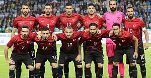 Türkiye, Slovenya'yı 1-0 yendi