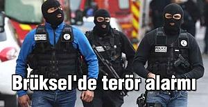 Brüksel'de Bomba Alarmı Verildi