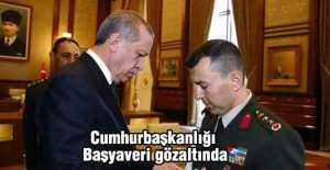 Erdoğan'ın Başyaveri Gözaltında