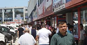 İstanbul otogarında yoğun günler