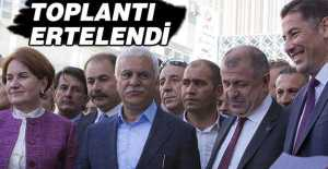 MHP'li Adayların Toplantısı Ertelendi