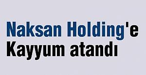 Naksan Holding'e Kayyum Ataması