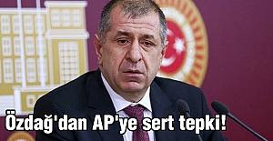Özdağ'dan AP'ye sert tepki!