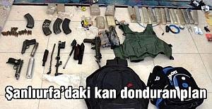Şanlıurfa'da Kan Donduran Plan!