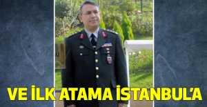Ve İlk Atama İstanbul'a