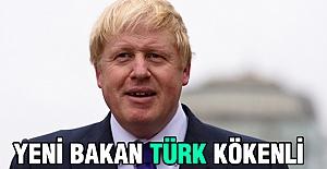 Yeni Bakan Türk Kökenli