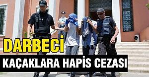 Yunanistan'a Kaçan Darbecilere Ceza