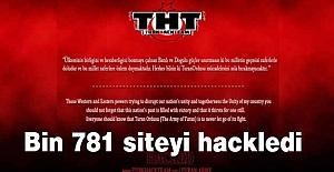 ABD ağırlıklı bin 781 site hacklendi