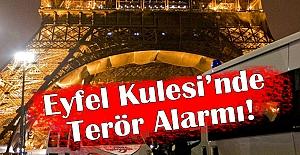 Eyfel Kulesi'nde Terör Alarmı!