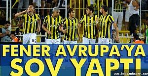 Fenerbahçe 3-0 Grasshoppers