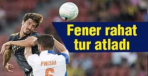 Grasshoppers Fenerbahçe Maç Özeti
