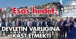 MHP'li Okutan; Esas Hedef Devlet'in Varlığına Kast etmekti