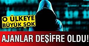 O Ülkenin Türkiye'deki Ajanları Deşifre Edildi