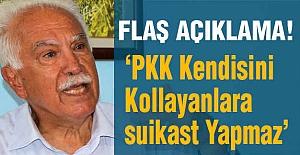 PKK Kendisini Kollayanlara suikast Yapmaz