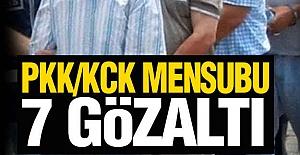 PKK'ya Operasyon!