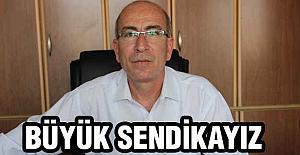 Türk Eğitim-Sen Başkanı: Devletimizin Yanındayız