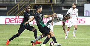 Akhisar Belediyespor 0-2 Beşiktaş