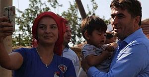 Başkan Tosun: Köylünün Yanındayız