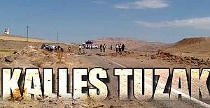 Derik'de Kalleş Tuzak!