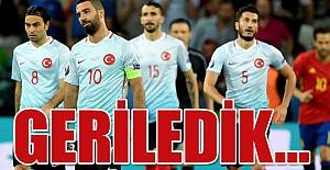 FIFA Sıralamasında Geriledik