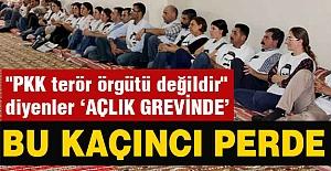 HDP Diyalog İçin Açlık Grevinde