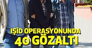 IŞİD Operasyonu!