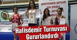 Kula'da Halisdemir Turnuvası Gururlandırdı